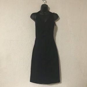 Benetton Black Halter Dress